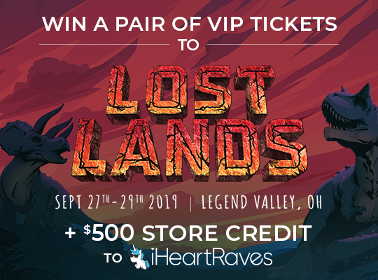 Lost Lands Giveaway 2019