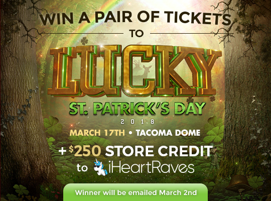 Lucky Ticket Giveaway