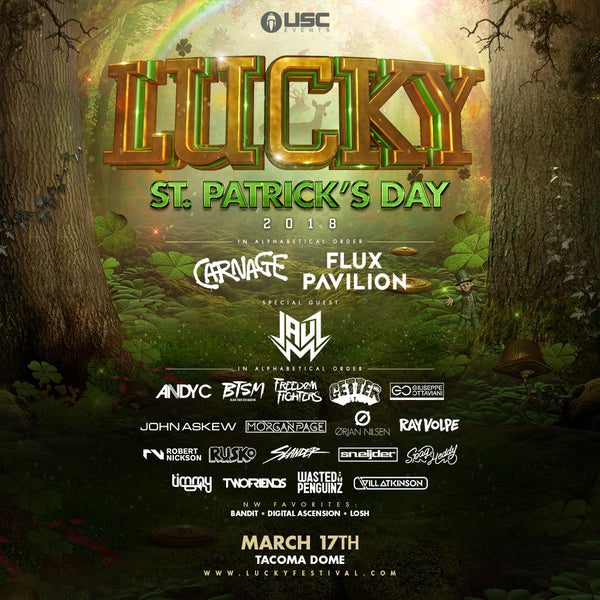 Lucky Ticket Festival Lineup