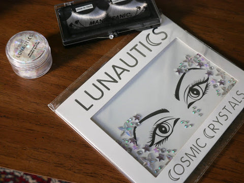 Lunautics Glitter and Body Jewels