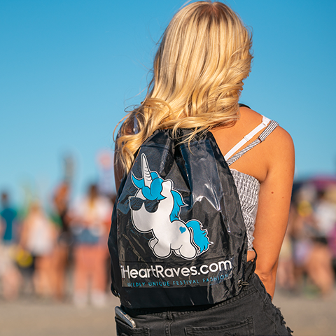 iHeartRaves Backpack