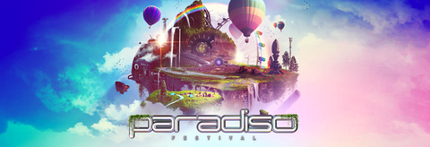 paradiso galaxy floating island logo