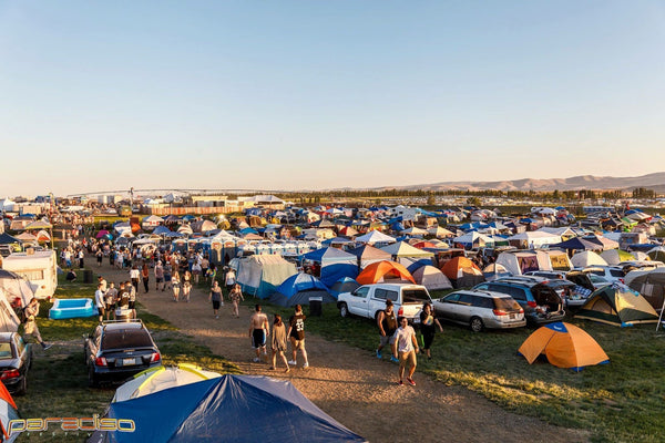 Paradiso Car Camping at the Gorge Amphitheater