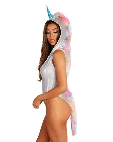Rainbow Unicorn Halloween Costume