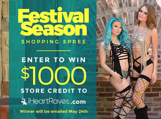 1000 Shopping Spree Giveaway