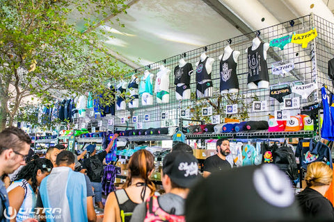 Ultra Music Festival Merchandise