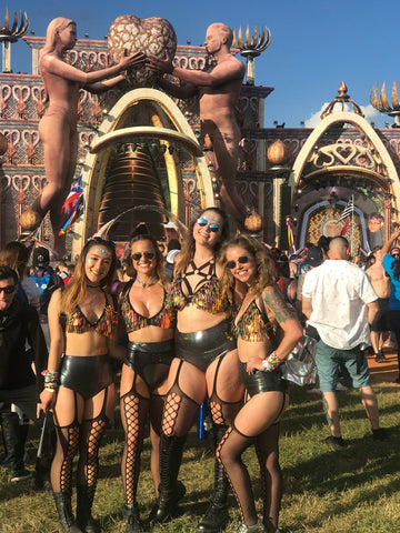 Unicorn Crew at EDC Orlando