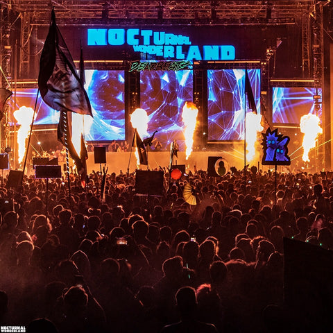 Zeds Dead at Nocturna Wonderland