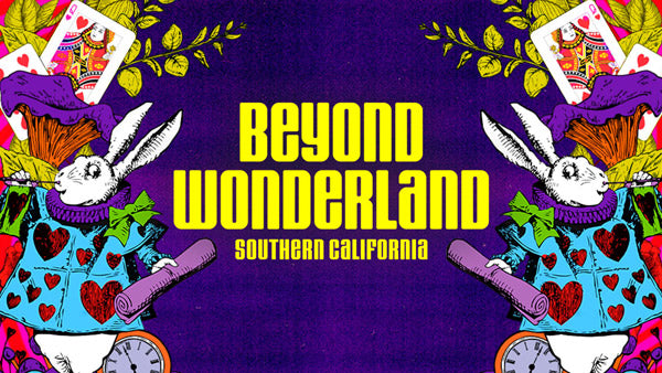 beyond wonderland rave music festival