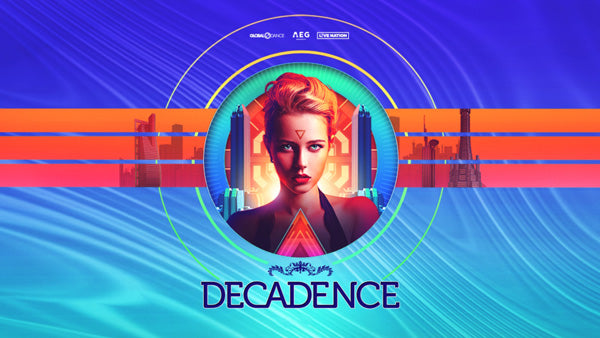 decadence new years music festival rave guide