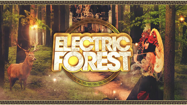 electric forest camping music festival rave guide
