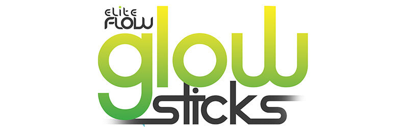 eLite Flow Glow Sticks (Set of 2)