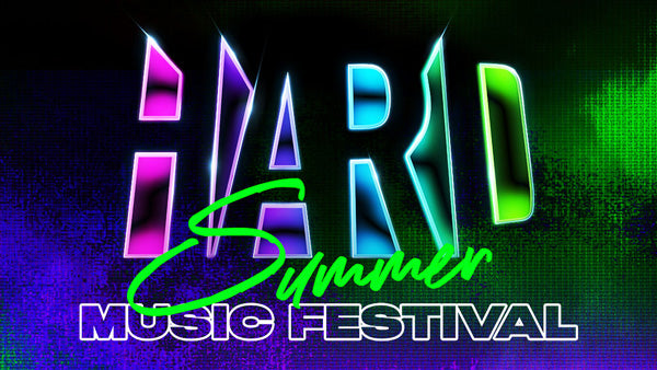hard summer music festival rave guide