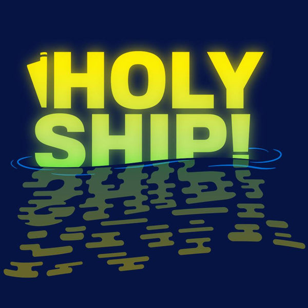 Holy Ship logo