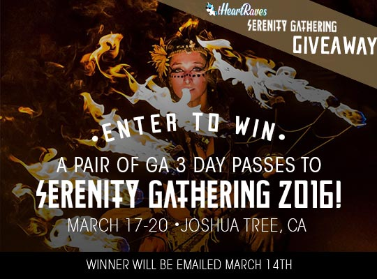 Serenity gathering giveaway