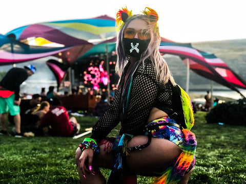 @kristin_sonnier outfit at bass canyon