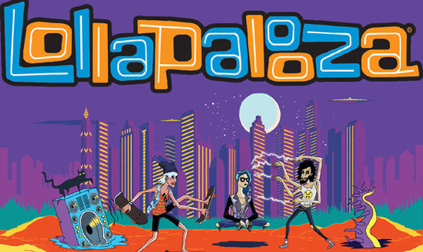 lollapalooza music festival rave guide