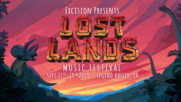 excisions lost lands music festival rave guide