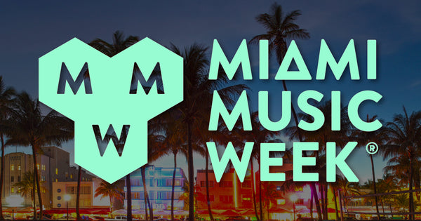 Miami Music Week logo