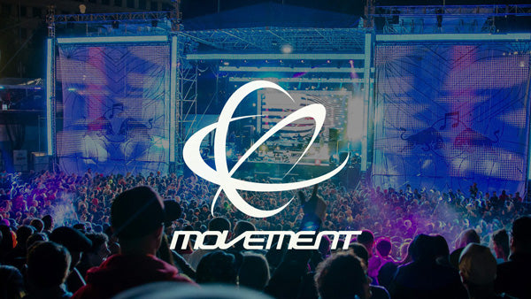 movement music festival rave guide