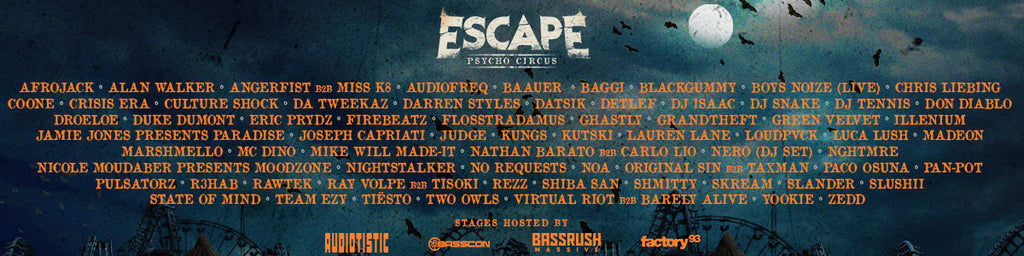 socal s biggest halloween rave escape psycho circus iheartraves
