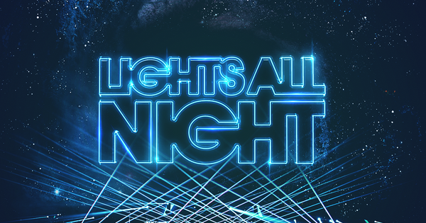 Lights All Night Logo