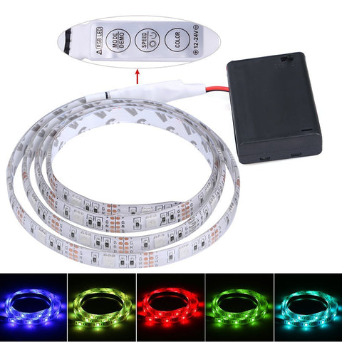 LED lights waterproof