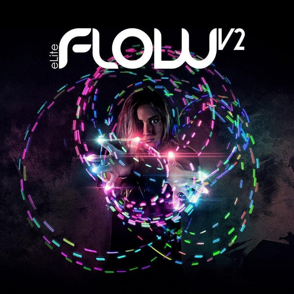 Flow Vtwo LED Glove Set