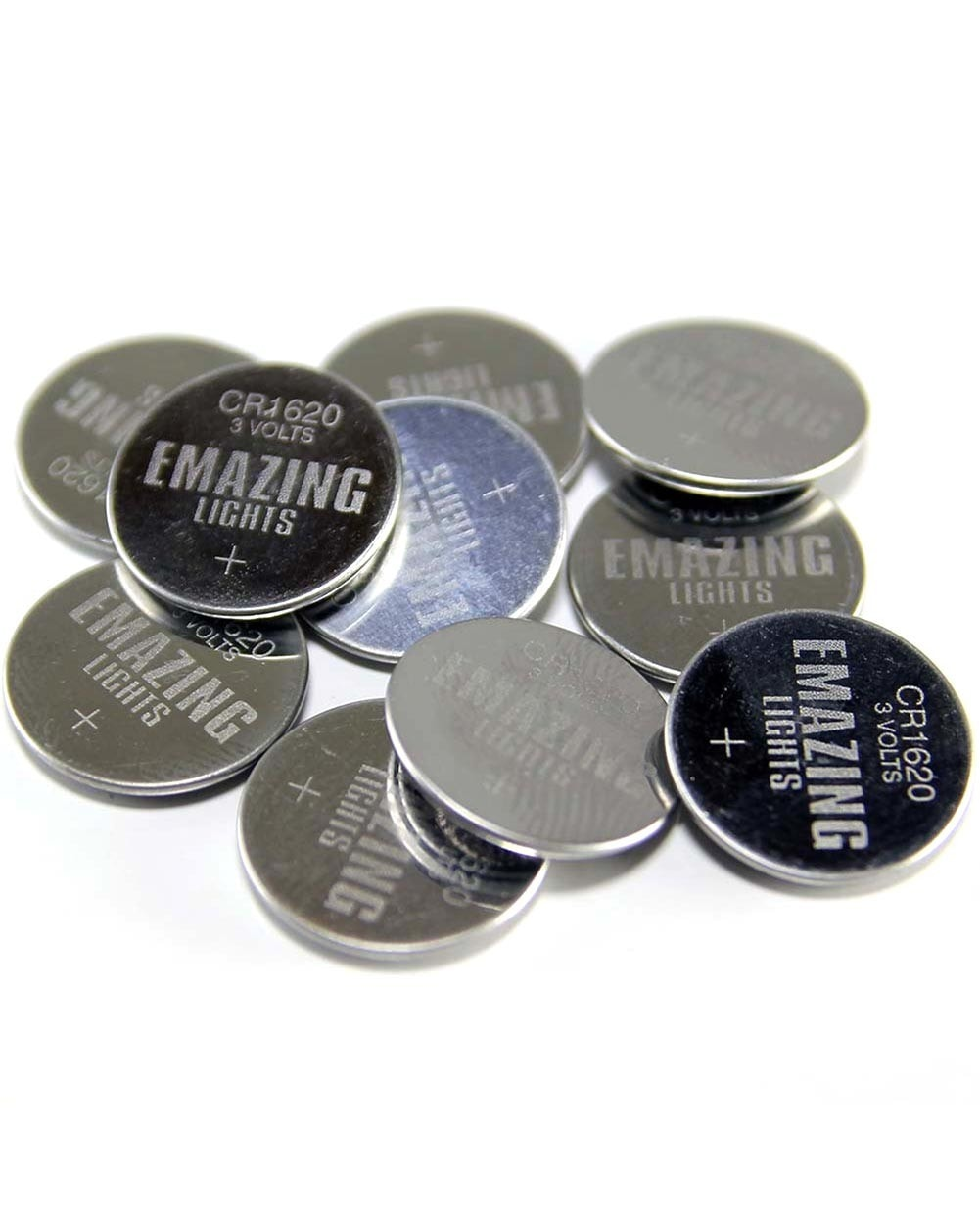 CR1620 Button Cell Batteries - 20