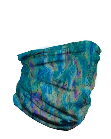 Acid Lagoon Seamless Mask Bandana-Side