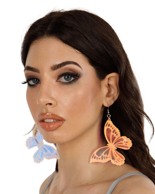 Stinnys Butterfly Being Earrings-Lifestyle