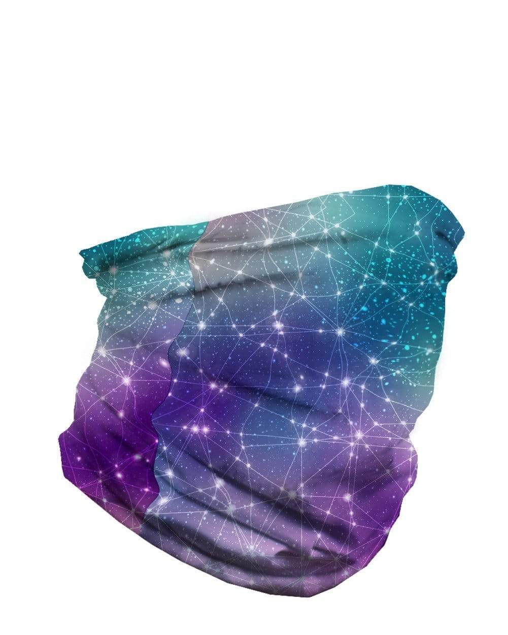 Constellations Seamless Mask Bandana-Side