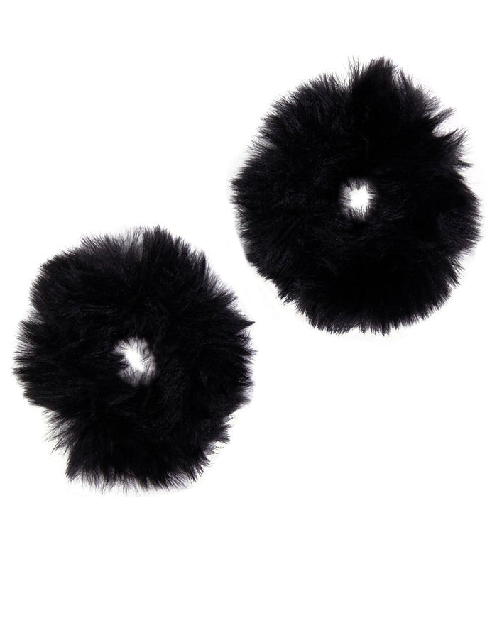 Euphoria Ultra Furry Scrunchies
