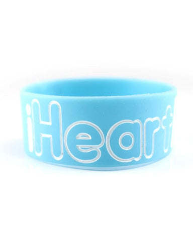iHeartRaves Wristband-Blue2
