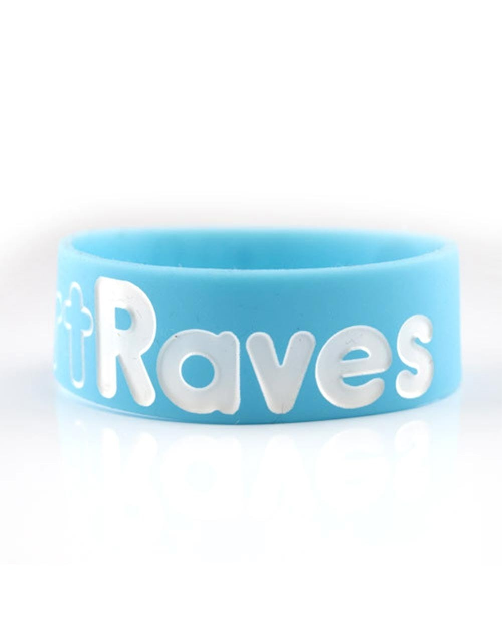 iHeartRaves Wristband - Blue