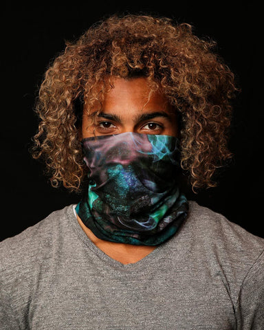 OG Haze - Seamless Mask Bandana - Model - Front