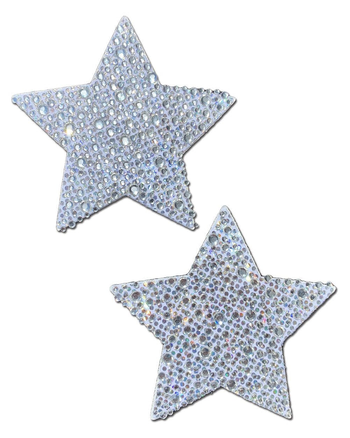 Pastease Divinity Crystal Star Pasties