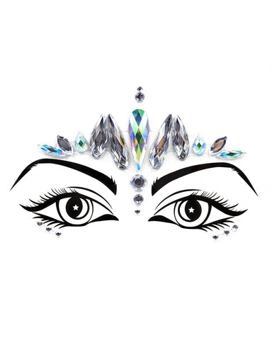 Lunautics Princess Face Jewels