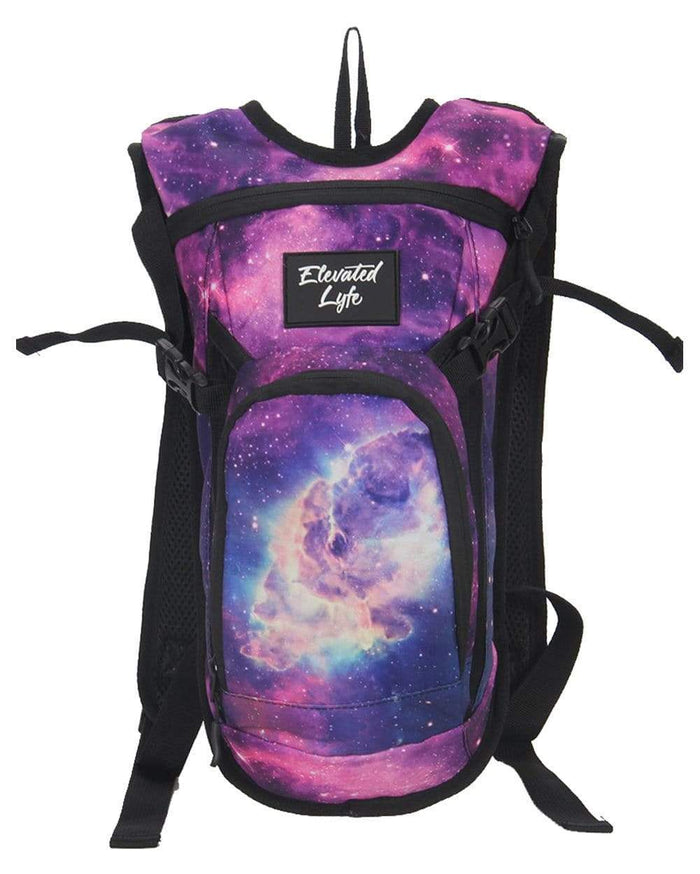Elevated Lyfe Space Cadet Mini Hydration Pack-Front