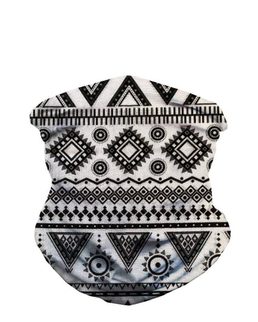 Tribal Seamless Mask Bandana-Front