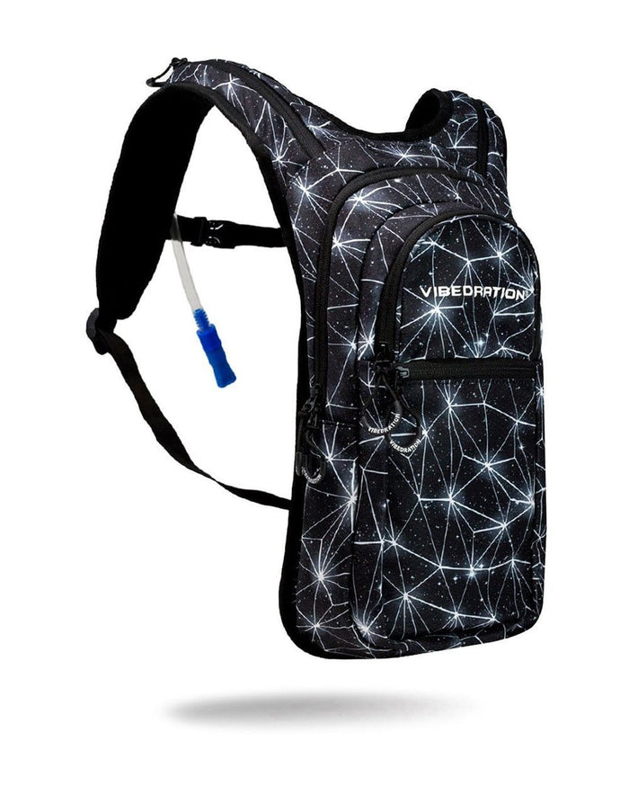 Vibedration Geo Space Hydration Pack