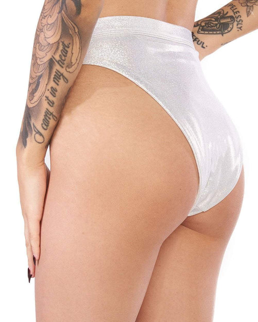 Womens-Bottoms-Holographic-Cali-High-Cut-Bottoms-Side