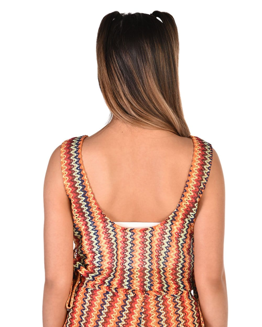 09b73597c02778 Desert Dreams Boho Crochet Tank Top - iHeartRaves