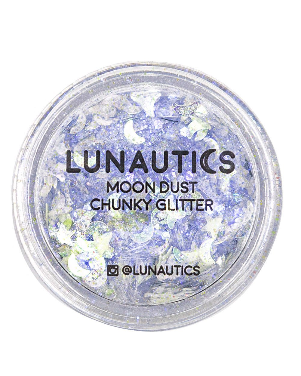 Lunautics Zenon UV Reactive Glitter