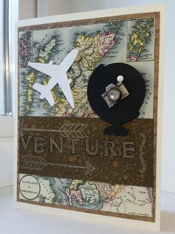 greeting card - venture