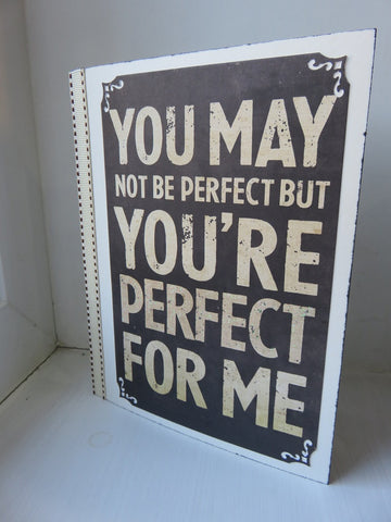 love greeting card - Perfect For Me