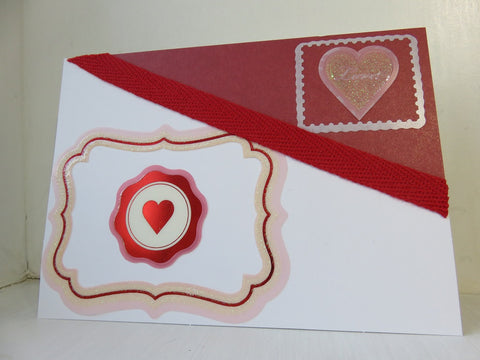 love greeting card - white 003
