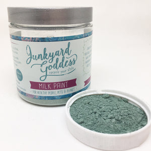 Sacred Glitter Milk Paint - Junkyard Goddess Eco-Boutique