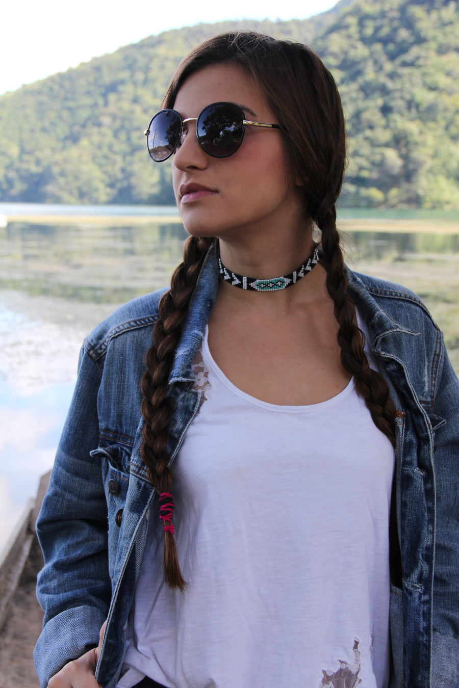 Choker Necklace - WOMEN OF HOPE