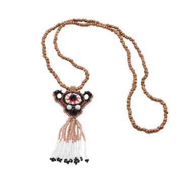 Michele Tassel Necklace